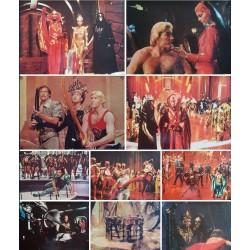 Flash Gordon (fotobusta set of 10)