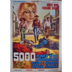Five Thousand Dollars On One Ace (Italian 2F)