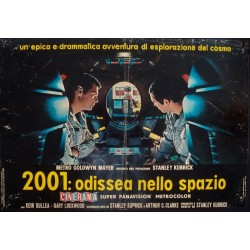 2001 A Space Odyssey (fotobusta 6)