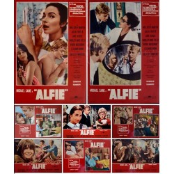 Alfie (fotobusta set of 8)