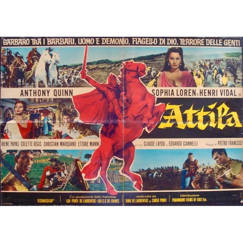 Attila (Italian 1F)