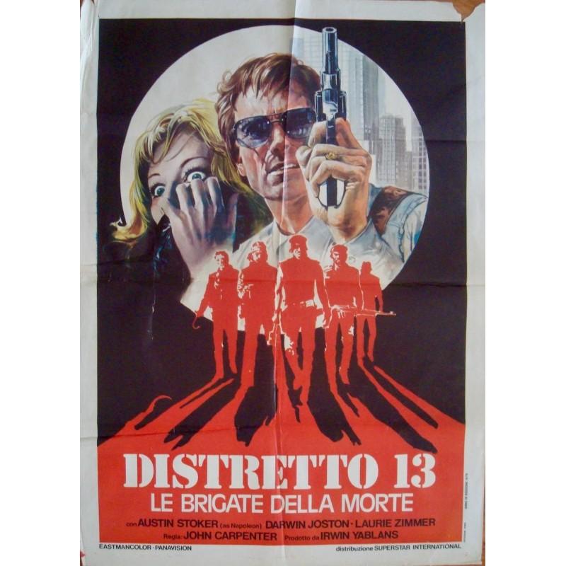 Assault On Precinct 13 (Italian 2F)
