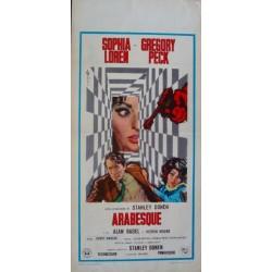 Arabesque (Locandina)