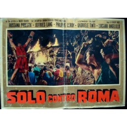 Alone Against Rome...
