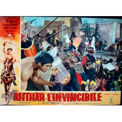 Anthar The Invincible...