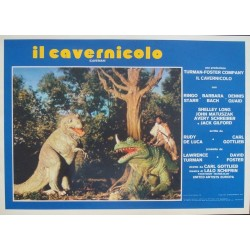 Caveman (Italian LC set of 5)