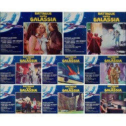Battlestar Galactica (fotobusta set of 8)