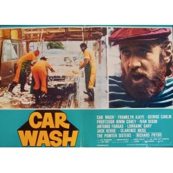 Car Wash (fotobusta set of 8)