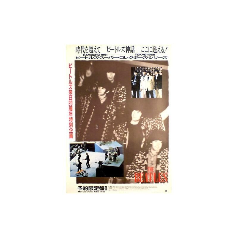 Beatles In Hamburg And Tokyo (Japanese)