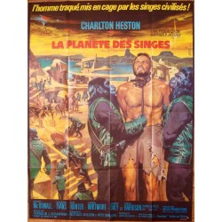Planet Of The Apes (French Grande)
