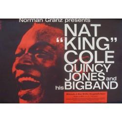 Nat King Cole: Essen 1960