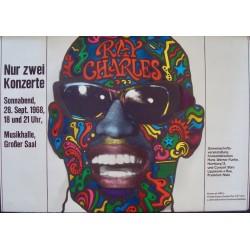 Ray Charles: Hamburg 1968