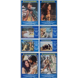 Caveman (Italian LC set of 8)