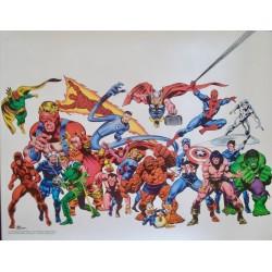 Avengers Marvelmania (1978)