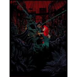 Batman Vs. Poison Ivy