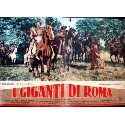 Giants Of Rome (fotobusta 1)
