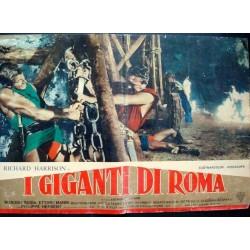 Giants Of Rome (fotobusta 2)