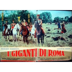 Giants Of Rome (fotobusta 3)