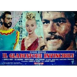 Invincible Gladiator...