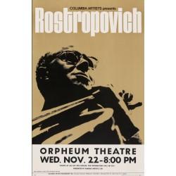 Mstislav Rostropovich:...