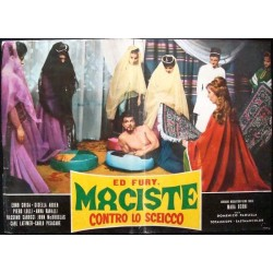 Maciste Against The Sheikh...