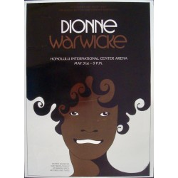 Dionne Warwick: Hawaii May...