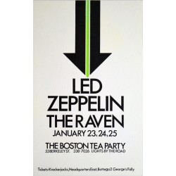 Led Zeppelin: Boston 1969