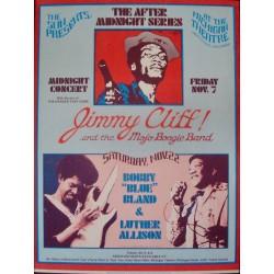 Jimmy Cliff: Ann Arbor 1975