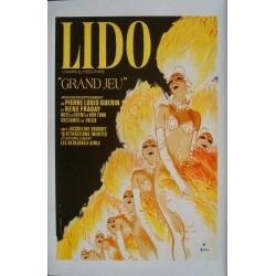 Lido Grand Jeu (1982 - LB)