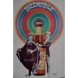 Ballantine Beer Jazzmobile