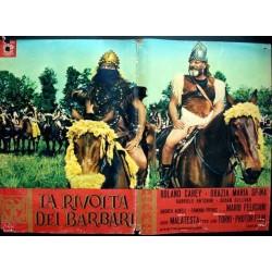 Revolt Of The Barbarians...
