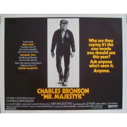 Mr. Majestyk (Half sheet...