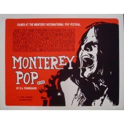 Monterey Pop (Half sheet)