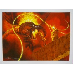 Lord Of The Rings: Balrog...
