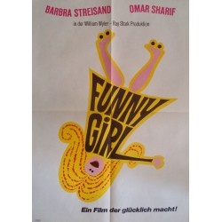 Funny Girl (German style B)