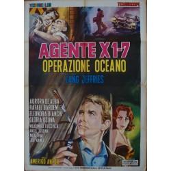 Agente X1-7 Operazione...
