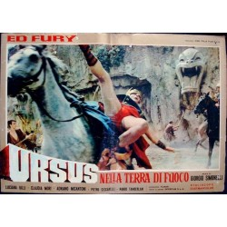 Ursus In the Land Of Fire...