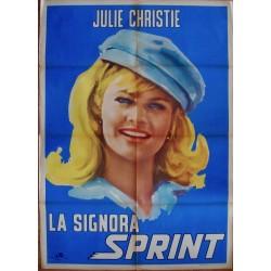 Fast Lady (Italian 2F style B)