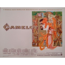 Camelot (Half sheet style A)