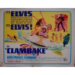 Clambake (Half sheet)