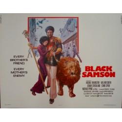 Black Samson (half sheet)