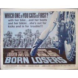 Born Losers (Half sheet)
