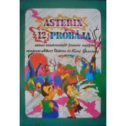 Douze travaux d'Asterix...