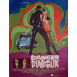 Danger Diabolik (French...