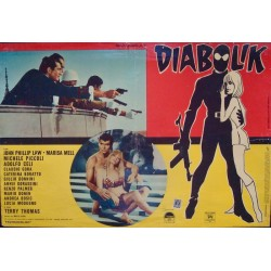 Danger Diabolik (Fotobusta 4)