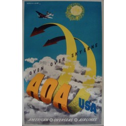 AOA Above The Clouds (1948)