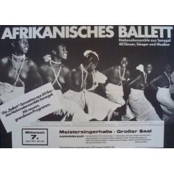African Ballet: Nuremberg 1971
