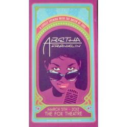 Aretha Franklin: Atlanta 2012