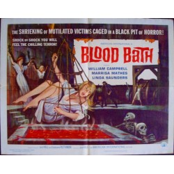 Blood Bath (half sheet)