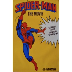 Spiderman the Movie (advance)